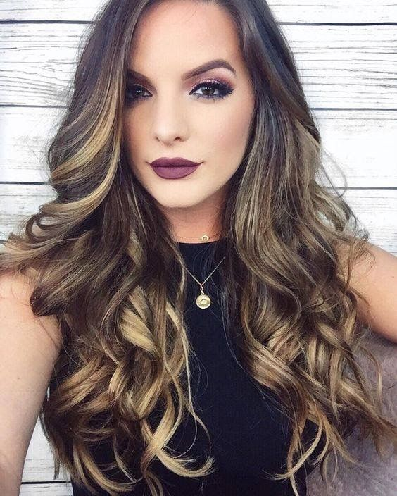 Most Latest Hair Color Trend