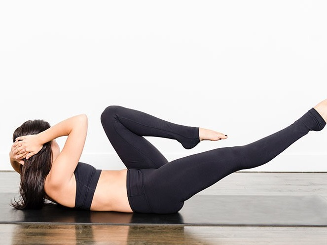 5-minute workout that replaces high-