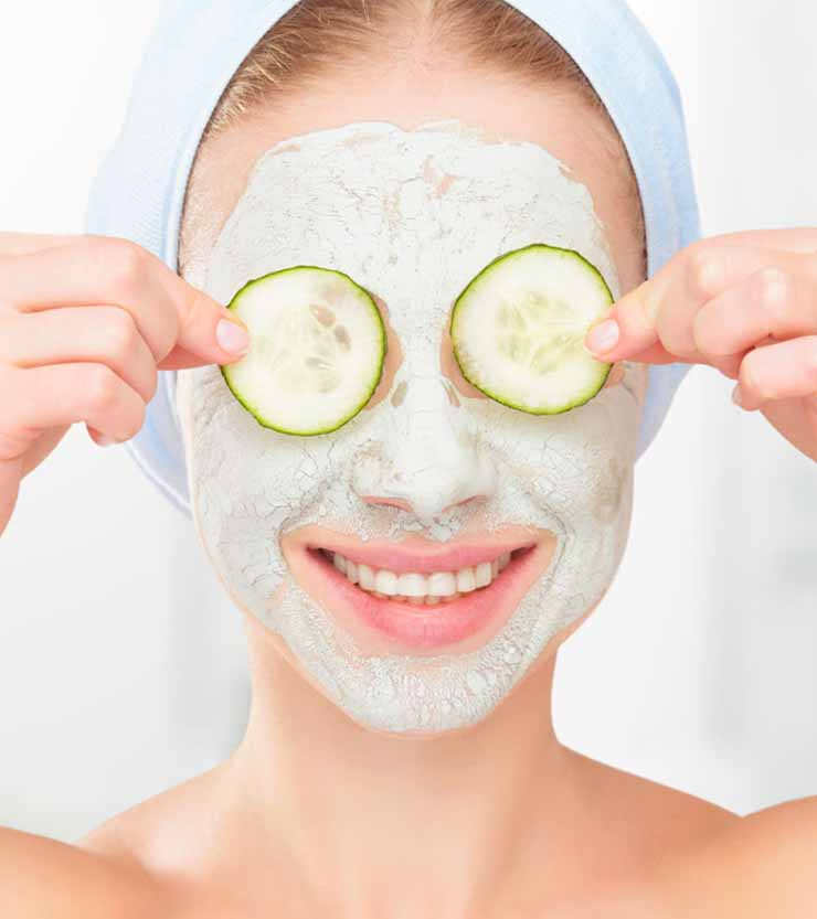 Eight home made masks make you look beautiful naturally
