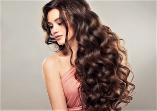 How to remove dry hair naturally Long and thick