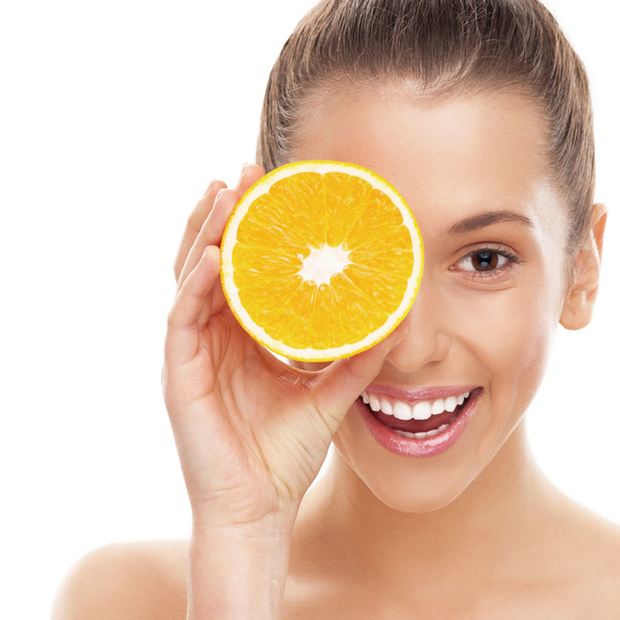 Lemon juice beauty remedies