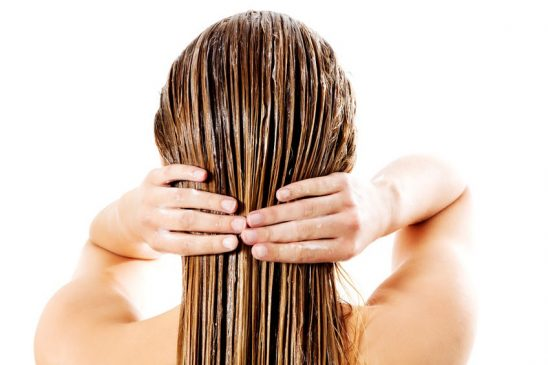 Hair conditioners natural