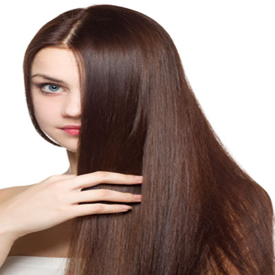 How to make shiny and hair thicker